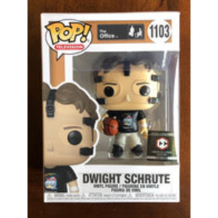 Funko The Office: Dwight Schrute (Basketball) Chalice Collectibles Funko POP! #1103