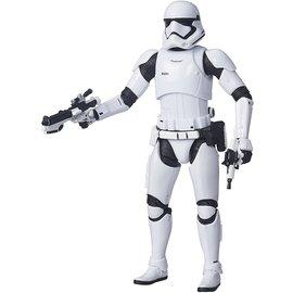 """Hasbro Star Wars Black Series: First Order Stromtrooper 6"""" Figure OOB"""