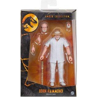 """Mattel Jurassic Park: John Hammond 6"""" Figure"""