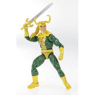 "Hasbro Marvel Legends: Classic Loki (without BAF) 6"" Figure"