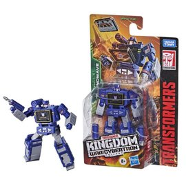"Hasbro Transformers ""War for Cybertron"" Kingdom Core Class: Soundwave"