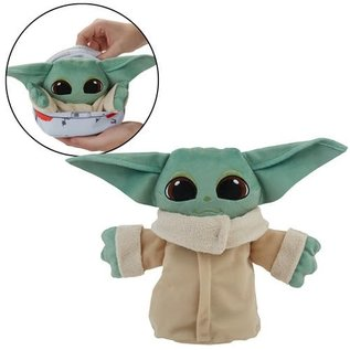 Hasbro Star Wars: The Child Hideaway Hover-Pram Plush Toy