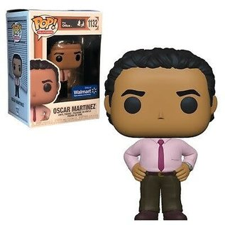 Funko The Office: Oscar Martinez Walmart Exclusive Funko POP! #1132