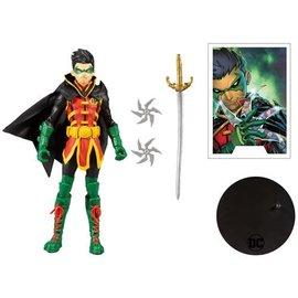 DC Multiverse: Damian Wayne Robin 7-Inch Action Figure