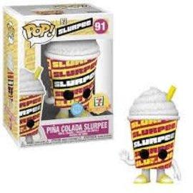 Funko Slurpee: Pina Colada Glitter Slurpee 7Eleven Exclusive Funko POP! #91