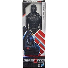 Hasbro G.I. Joe Origins Snake Eyes Titan Action Figure