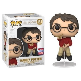Funko The Wizarding World of Harry Potter: Harry Potter with Flying Key 2021 Summer Convention Exclusive Funko POP! #131