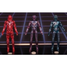 Diamond Select Toys SDCC 2021 Tron Deluxe Action Figure Box Set