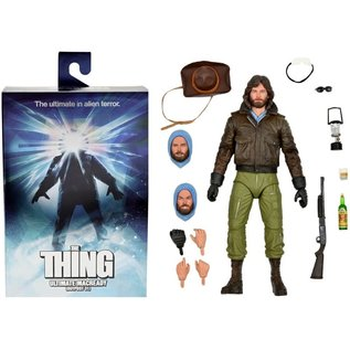 """NECA NECA The Thing: Ultimate MacReady (Outpost 31) 7"""" Figure"""