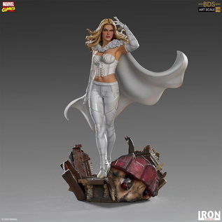 Sideshow Collectibles Emma Frost Art Scale 1:10 BDS Statue