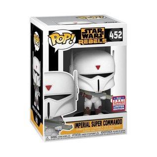 Funko Star Wars Rebels: Imperial Super Commando 2021 Summer Convention Exclusive Funko POP! #452