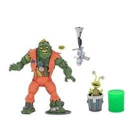 """NECA Teenage Mutant Ninja Turtles (Cartoon) – 7"""" Scale Action Figure – Ultimate Muckman"""