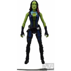 Hasbro Marvel Legends Gamora (MCU) Figure OOB
