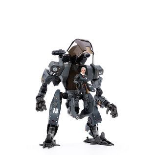 Sideshow Collectibles North Snark Commando Mech Collectible Figure - Dark Source Modern Military Vehicle Series (Joytoy)