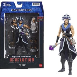 Mattel MOTU Masterverse Revelation Evil-Lyn Action Figure
