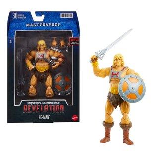 Mattel Masters of the Universe Masterverse Revelation: He-Man Action Figure