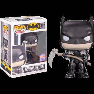 Funko Batman Heroes: Batman (Scythe) 2021 Summer Convention Exclusive Funko POP! #397