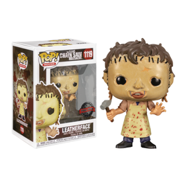 Funko The Texas Chainsaw Massacre: Leatherface Hot Topic Exclusive Funko POP! #1119