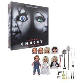 "NECA NECA Bride of Chucky: Ultimate Chucky & Tiffany 7"" Figure 2 Pack"