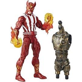 Hasbro Marvel Legends: Sunfire Figure OOB