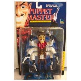 Full Moon Toys Puppet Master: Six Shooter Figure