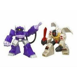 Hasbro Transformers Robot Heroes: Grimlock & Shockwave
