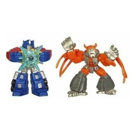 Hasbro Transformers Robot Heroes: Optimus Prime & Unicron