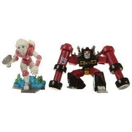 Hasbro Transformers Robot Heroes: Arcee & Decepticon Rumble