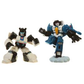 Hasbro Transformers Robot Heroes: Autobot Jazz & Thundercracker