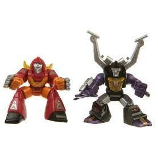 Hasbro Transformers Robot Heroes: Rodimus & Insecticon