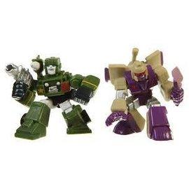Hasbro Transformers Robot Heroes: Autobot Hound & Blitzwing