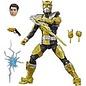 """Hasbro Power Rangers : Beast Morphers Gold Ranger 6"""" Figure"""