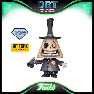 Funko Nightmare Before Christmas: Mayor Diamond Collection Hot Topic Exclusive Funko POP! #807