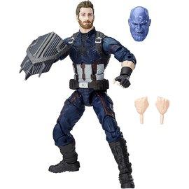 Hasbro Marvel Legends Nomad Steve Rogers Figure OOB