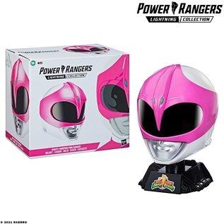 Hasbro Mighty Morphin Power Rangers: Pink Ranger Replica Helmet