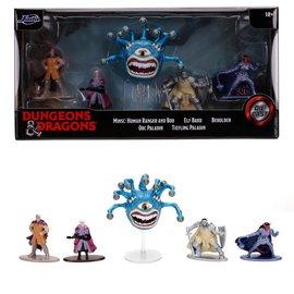Jada Dungeons & Dragons Nano MetalFigs Medium 5-pack #1