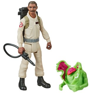 Hasbro Ghostbusters Fright Feature: Winston Zeddemore Action Figure