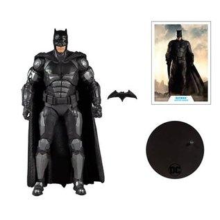 DC Zack Snyder Justice League : Batman 7-Inch Action Figure