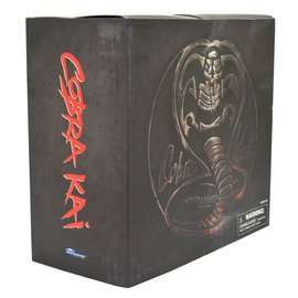 Diamond Select Toys SDCC 2021 Cobra Kai Deluxe Action Figure Box Set