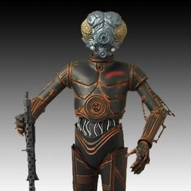 Kenner Star Wars: 4-LOM 3 3/4 figure OOB