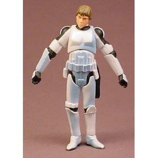 Hasbro Star Wars: Comic Paint Stormtrooper Luke 3 3/4 Figure OOB