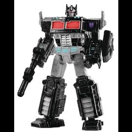 Sideshow Collectibles Nemesis Prime DLX Collectible Figure - Transformers: War for Cyberton Trilogy (Threezero)