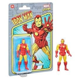 "Hasbro Marvel Legends Retro 375: Iron Man 3 3/4"" Figure"