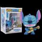 Funko Lilo and Stitch: Stitch with Ukelele (Diamond) Entertainment Earth Exclusive Funko POP! #1044