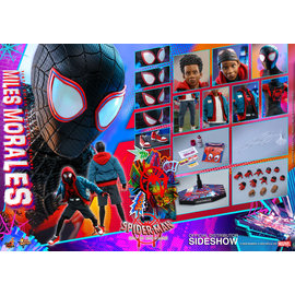 Hot Toys Marvel: Miles Morales 1:6 Scale Figure (Hot Toys) PREORDER