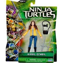 Playmates Ninja Turtles (Live Action Movie): April O'neil figure