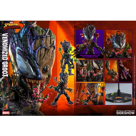Hot Toys Marvel: Venomized Groot 1:6 Scale Figure (Hot Toys) PREORDER
