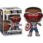 Funko The Falcon & The Winter Soldier: Captain America Year Of The Shield Amazon Exclusive Funko POP! #818