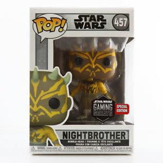 Funko Star Wars: Nightbrother Gaming Greats Gamestop Exclusive Funko POP! #457