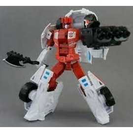 Hasbro Transformers Combiners Wars: Protectobot First Aid OOB